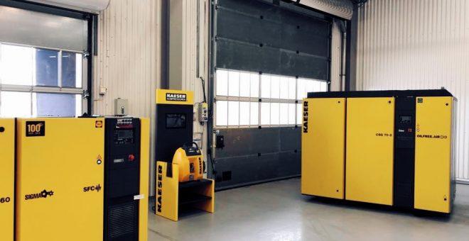 skruvkompressor-kaeser-maskiner-hall